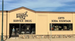 Larsen Service Drug & Soda Fountain Has The Best Nostalgia-Filled Ice Cream In North Dakota