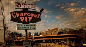 Families Have Been Dining At The Charcoal Pit In Delaware Since 1956