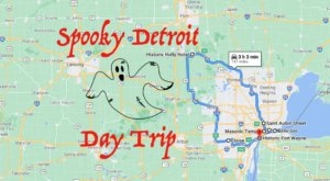 This Creepy Tour Through The Spookiest Places Around Detroit Is Perfect For Fall
