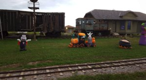 The Halloween Train Ride At The Northwest Ohio Railroad Preservation Is Filled With Fun For The Whole Family