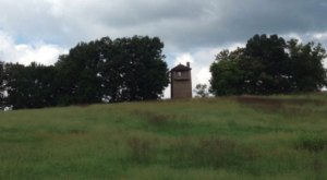 Climb The Historic Jackson Ferry Shot Tower For Panoramic Views Of Wythe County, Virginia