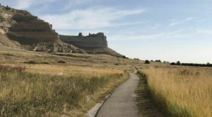 The Saddle Rock Trail Might Be One Of The Most Beautiful Short-And-Sweet Hikes To Take In Nebraska
