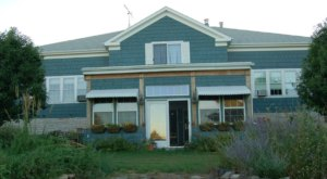 Stay Overnight In A 92-Year-Old House That's Said To Be Haunted At Sage Hill Bed & Breakfast In North Dakota