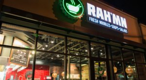 Make Your Own Soup When You Visit Rah'mn, A Delicious Ramen Shop In Minnesota