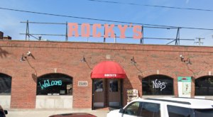 Step Into A Bulk Food Wonderland When You Buy Spices, Candy, And More At Rocky's In Michigan