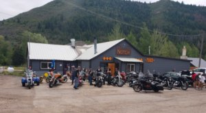 Located On One Of Utah's Most Scenic Byways, The Notch Pub Serves Tasty Burgers
