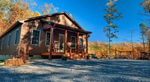 Endless Fall Adventure Awaits In Page County, The Cabin Capital Of Virginia