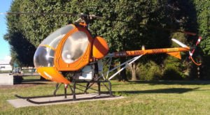 Climb Inside An Old Helicopter At Yadkin County Park, A Memorial Park In North Carolina Dedicated To Veterans
