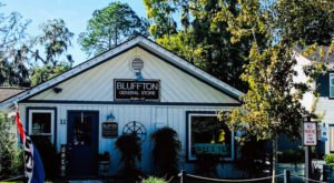 Hit The Road To Bluffton To An Eclectic General Store In The Middle Of Nowhere In South Carolina
