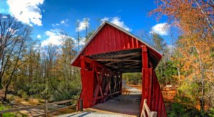 8 Of The Most Beautiful Fall Destinations In South Carolina