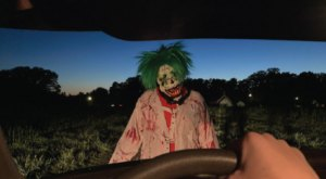 You Can Drive Through The Terrifying Granville Haunt Farm Halloween Experience In North Carolina This Year