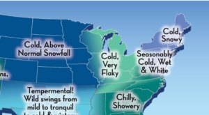 Vermonters Should Expect Extra Cold And Snow This Winter According To The Farmers' Almanac