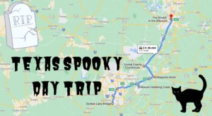 This Creepy Day Trip Through The Spookiest Places In Texas Is Perfect For Fall