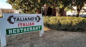 Feel Like Family When You Dine At Taliano's Historic House In Arkansas