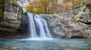 The Hike To This Pretty Little Arkansas Waterfall Is Short And Sweet