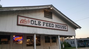 The Stick-To-Your-Ribs Country Fare Of Abe's Ole Feed House Is An Arkansas Treat