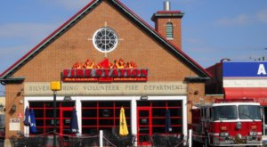 Dine In An Old Firehouse At The Fire Station 1 Restaurant & Bar In Maryland