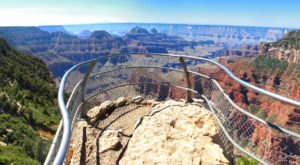 Off The Beaten Path In Grand Canyon National Park, You'll Find A Breathtaking Arizona Overlook That Lets You See For Miles
