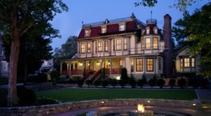 Experience The Fall Colors Like Never Before With A Stay At The The Cliffside Inn In Rhode Island