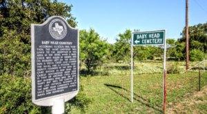 Baby Head Cemetery Is One Of Texas' Spookiest Cemeteries