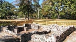 Walk Among The Ruins Of A Colonial-Era Ghost Town At Brunswick Town In North Carolina