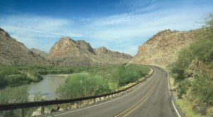 Hop In Your Car And Take El Camino Del Rio For An Incredible 50-Mile Scenic Drive In Texas