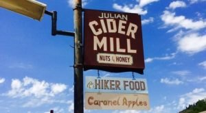 Autumn In Southern California Isn't Complete Without A Visit To The Julian Cider Mill