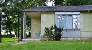 Step Back In Time For A Night And Sleep In A 1950s Lustron Home In Ohio