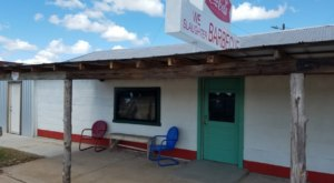 Spend The Night And Eat Delicious BBQ At The Infamous Texas Chainsaw Massacre Gas Station