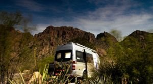 The Chisos Basin Campground At Big Bend Has Recently Been Named The Best In Texas
