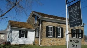 Oldest Stone House Museum Near Cleveland Will Take You Back To The Victorian Era