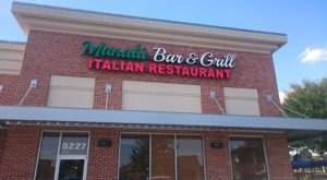 People Go Nuts For The Italian Dishes At Manalù Italian Restaurant In Maryland