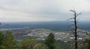 Elden Lookout Trail Is A Challenging Hike In Arizona That Will Make Your Stomach Drop
