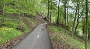 Follow The Emerald Necklace Trail To Uncover Waterfalls, Ledges And Other Hidden Gems In Ohio