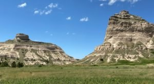 Saddle Rock Trail Is A Low-Key Nebraska Hike That Has An Amazing Payoff