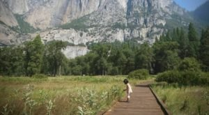 7 Easy Hikes That Show You Northern California's Yosemite National Park Without Breaking A Sweat