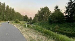 Follow An Old Rail Trail To Marymoor Park On This Enchanting Washington Trail