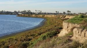 Bolsa Chica Ecological Reserve Trail Is A Boardwalk Hike In Southern California That Leads To A Rugged Estuary