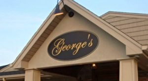Named One Of America's Best Steakhouses, George's Steak Pit In Alabama Is Hidden Away In The Small Town Of Sheffield