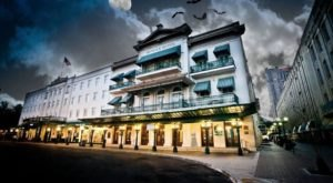 Texas Is Home To Three Of The Top 10 Spookiest Ghost Tours In The Entire U.S.