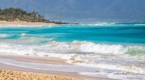 Bodysurfing Is Best At Baldwin Beach Park In Hawaii