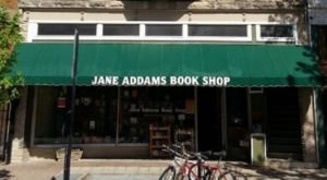 This Three-Story Bookstore In Illinois, Jane Addams Book Shop, Is Like Something From A Dream