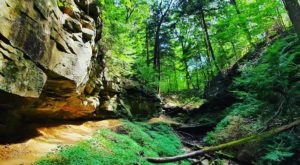 With Waterfalls, Rock Formations, And Hiking, Shades State Park In Indiana Is A Huge Park In A Small Package