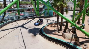Take A Thrilling, High Octane Spin In Some Of The Fastest Go Karts In Arizona At Castles N' Coasters
