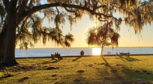 The Sweet Serenity Of The Mandeville Lakefront Near New Orleans Is Worth The Drive