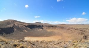 Go Where Few Have Gone Before On The 24-Mile Lunar Crater Backcountry Byway In Nevada