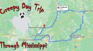 This Creepy Day Trip Through The Spookiest Places In Mississippi Is Perfect For Fall