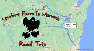 This Creepy Day Trip Through The Spookiest Places In Wisconsin Is Perfect For Fall