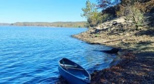 Monroe Lake In Indiana Is Every Kayaker's Dream