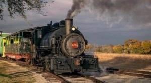 The Halloween Train Ride At The Oklahoma Railway Museum Is Filled With Fun For The Whole Family